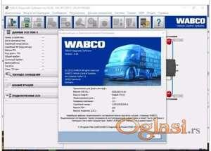 Wabco Diagnostic Software 2018 full Akcija