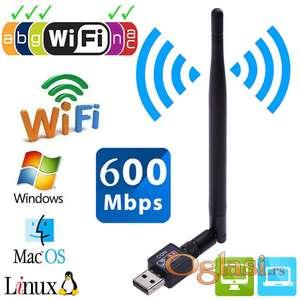 USB Wireless Adapter 600MB po sekundi