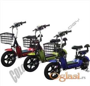 Električna bicikla colossus CSS 55Q
