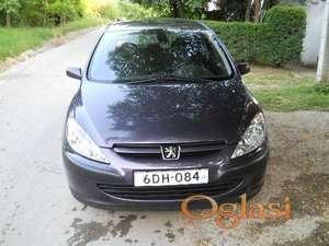 Novi Sad Peugeot 307 1.4 hdi 2002