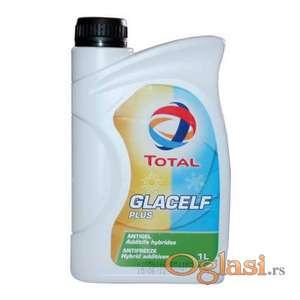 Total Glacelf plus Antifriz 100% G11 zeleni 6 lit.
