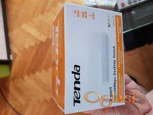 Switch 8 port Tenda S108 Mini 10/100Mbit/s