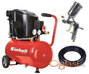 Kompresor Einhell TE-AC 230/24 24 litre