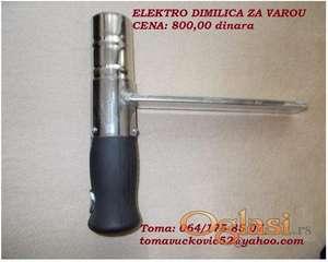 Elektro dimilica za varou