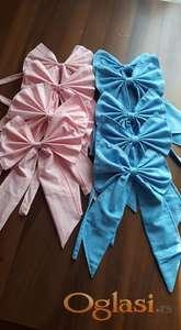 Dekorativne masne, pamucne – za dekoraciju zavesa, decijih krevetica, baldahina..