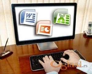 Izrada diplomskih radova i seminarskih, casovi ONLINE, informatika