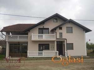 Novi Sad, Sajlovo,Nova lepa kuća sa lokalom - može zamena za stan
