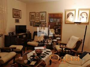 Trosoban stan sa garažom, 51m2+20m2+garaža ID#1238