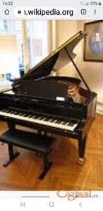 Casovi klavira pevanja i solfegio za sve uzraste