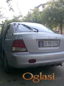 Sombor Hyundai Accent 2001