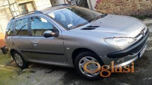 Novi Sad Peugeot 206 1,4 hdi 2003