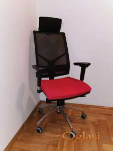Anatomske kompjuterske stolice