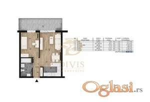 Prodajemo stan u novogradnji na Novom Beogradu, 59m2