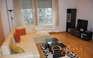 Izdavanje stanova Beograd- Dvosoban lux stan sa garažom