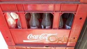 gajba coca-cole sa flašama