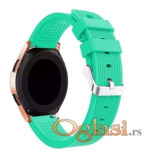 Silikonska narukvica 20mm Samsung watch, Huawei watch, Amazfit