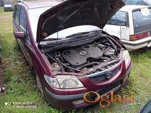 Mazda Premacy 2.0 dizel 2000 razni delovi