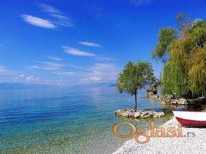 Gradjevinske parcele u blizini Ohridskog jezera