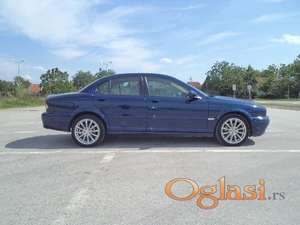 Novi Sad Jaguar X-Type 2.0d 2004god