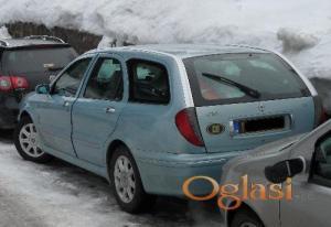 Belgrado Lancia Lybra 1.8 2000
