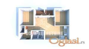 Prostran trosoban stan u novogradnji u Prvomajskoj - PREDPRODAJA ID#1157