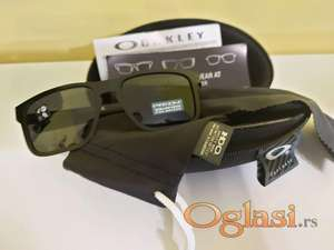 Oakley Metal Holbrook Mat Black Polarized Prizm