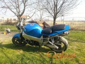 Novi Sad Suzuki GSX R750
