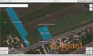 Povoljno prodajemo gradsko gradjevinsko zemljiste 6km od centra Beograda
