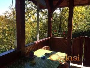 Sigurni u Naninom konaku2- Izdajem kuću sa intimom u prelepoj prirodi u Banji Vrdnik na Fruškoj gori
