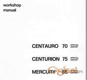 Same Centauro 70 - Centurion 85 - Mercury 85 Special Export Radionički priručnik