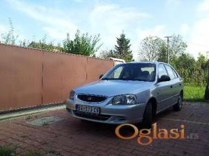 Beograd Hyundai Accent crdi 2003