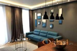 Izdaje se Luksuzan stan na Vračaru kod Hrama,060/6689686
