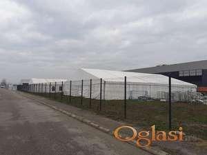 Industrijske hale i skladišta, montažne hale
