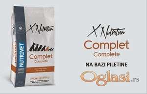 NUTRIVET X-Nutrition COMPLET: povoljno, hrana, psi