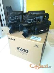 Canon XA 10 TOOp