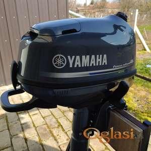 Yamaha 6 4t NOVO sa svim papirima