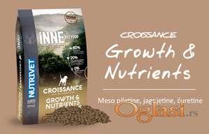 NUTRIVET Inne: CROISSANCE GROWTH & NUTRIENTS - francuska hrana za pse