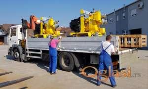 Atlas Copco pumpe centrifugalne za vodu električni ili diesel pogon