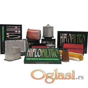 Hiflo filteri ulja i vazduha za motore i skutere