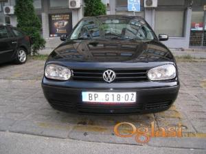 Novi Sad Volkswagen - VW Golf 4 1.9 TDI 2002