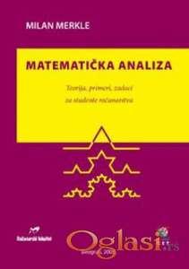 Časovi Napredne Matematičke Analize studentima RAF