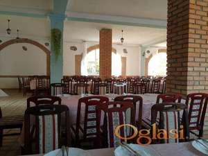 Restoran na obali Dunava,Višnjica