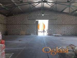 Izdajemo halu u Industrijskoj zoni, Novi Sad