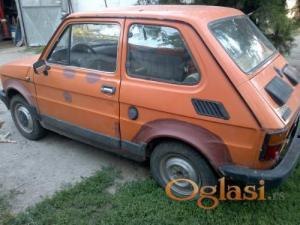 Srbobran Fiat Poljski 126 P 1986