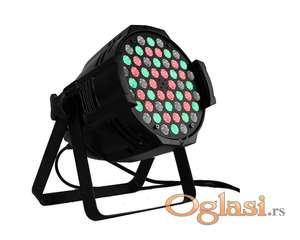 LED Par rasveta Parke 54 Led dioda x 3w Profi