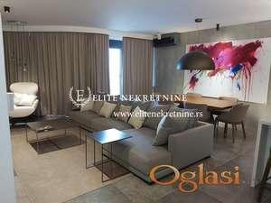 Izdavanje-Lux stan u novogradnji, Vracar