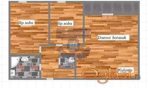 Dvoiposoban stan,premium izgradnja!