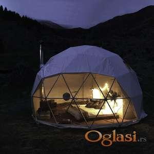 Šator VIKENDICA 6m Geodesic Dome
