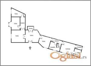 Stari grad - Kopitareva gradina - 5.0 ID#7253