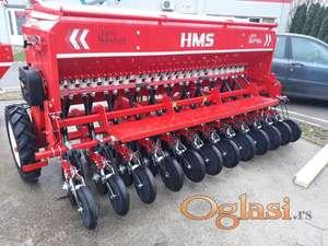 Prodaja novih žitnih sejalica HMS